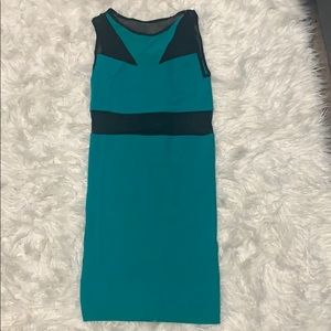 My favorite dress- super sexy- teal color